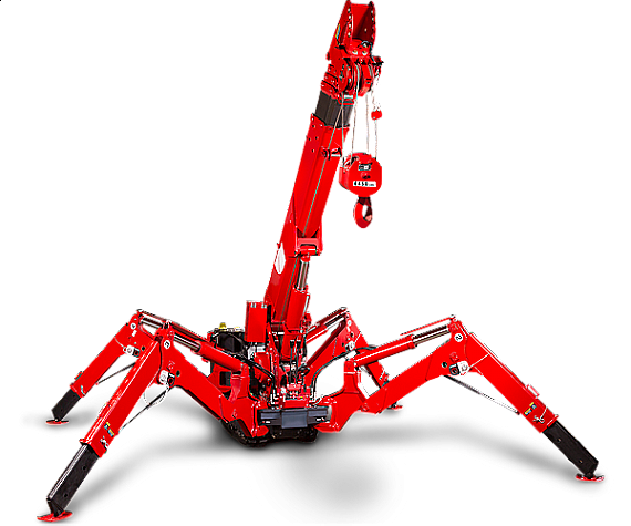 URW-295 - Why the smallest of our mini crawler cranes could provide the biggest impact.