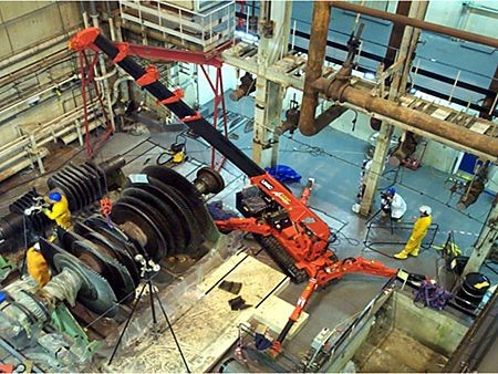 Do we do mini crawler crane maintenance?